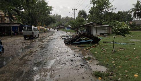 Tsunami Selat Sunda: Korban Meningkat 222, 843 Cedera