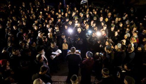 Tentera Israel Bunuh Suspek Serangan Di Tebing Barat