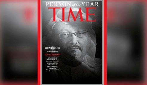 Jamal Khashoggi Dicalon Tokoh 2018 Majalah Time
