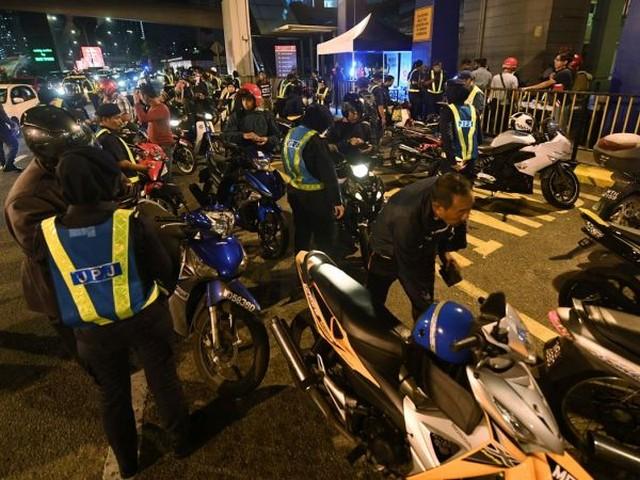 Kecurian Motosikal Antara Jenayah Paling Tinggi Di Iskandar Puteri
