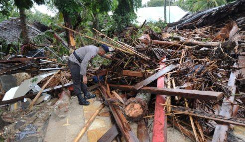 Korban Tsunami Meningkat Kepada 280 Orang