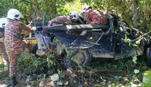 Pikap Terbabas, 8 Anggota PGA Kulim Cedera