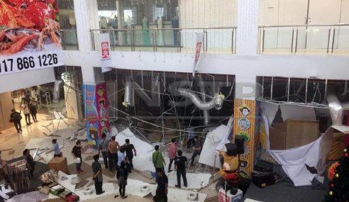 3 Maut, 18 Cedera Letupan Di City One Megamall