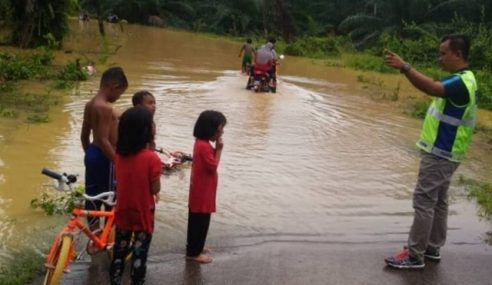 Mangsa Banjir Di Terengganu Terus Meningkat