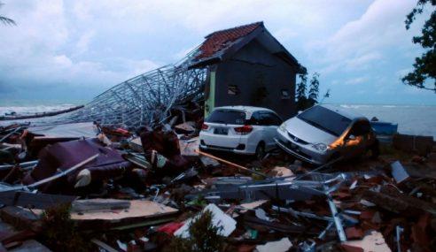 Mangsa Tsunami Di Pulau Terpencil Diselamatkan