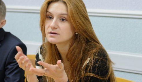 Ejen Rusia Mengaku Salah, Bekerjasama Dengan AS