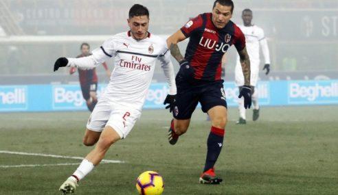 Milan, Bologna Seri Dalam Kesejukan