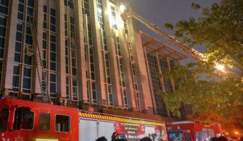 6 Maut Hospital Terbakar Di Mumbai