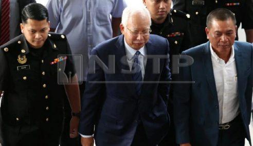 Najib, Arul Kanda Akan Didakwa