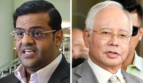 Najib Dan Rosmah Akan Fail Permohonan Batal Saman Deepak