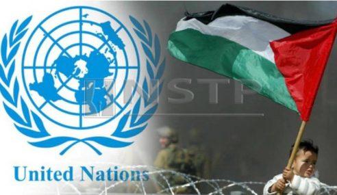 Palestin Lancar Rayuan Dana Bantuan
