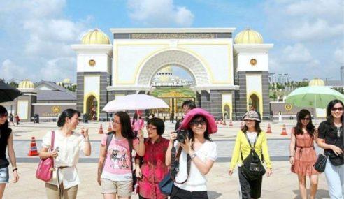 Pelancong China Paling Ramai Lawat Malaysia