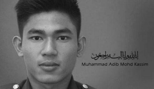 Dewan Negara Bertafakur Peringati Pemergian Muhammad Adib