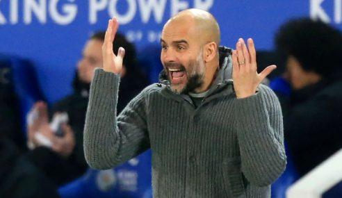 Guardiola Tidak Akan Ubah Prinsip