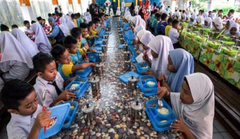 Peruntukan RM289 Juta Untuk Rancangan Makanan Tambahan