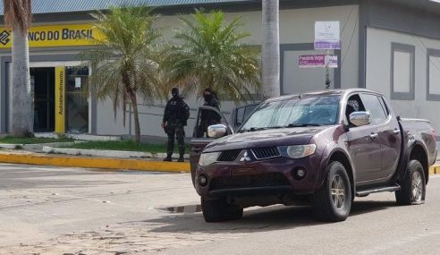 12 Terbunuh Cubaan Rompak Bank Gagal Di Brazil
