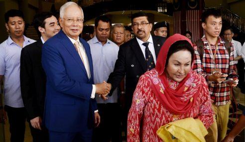 Kes Rosmah Dipindah Ke Mahkamah Tinggi