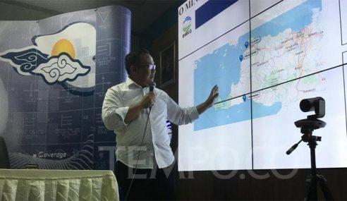 20 Maut Tsunami Landa Selat Sunda