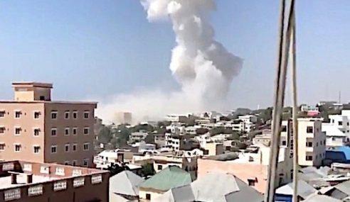 Letupan Berganda Gegarkan Somalia