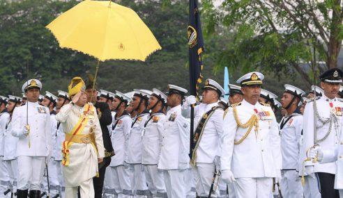 Sultan Selangor Zahirkan Rasa Dukacita Atas Insiden Kuil