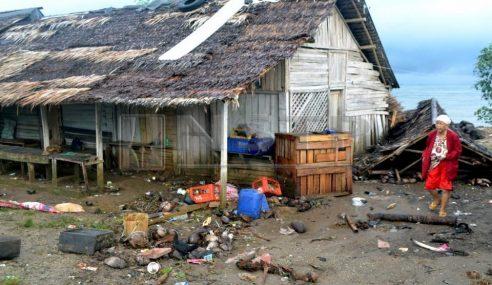 Tsunami: Tiada Rakyat Malaysia Dilaporkan Terbabit