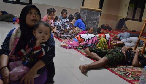 TERKINI: Korban Tsunami Selat Sunda Meningkat 43 Orang