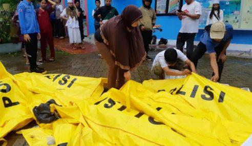 Angka Korban Tsunami Selat Sunda Meningkat 168 Orang
