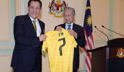 Final Piala AFF: Mahathir Harap Harimau Malaya Menang