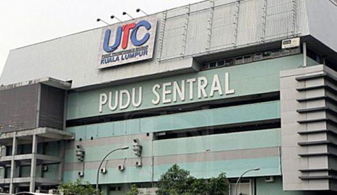 UTC KL@Pudu Sentral Tutup Sebab Himpunan 812