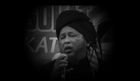 AL-FATIHAH: Ustaz Radzi Melissa Meninggal Dunia