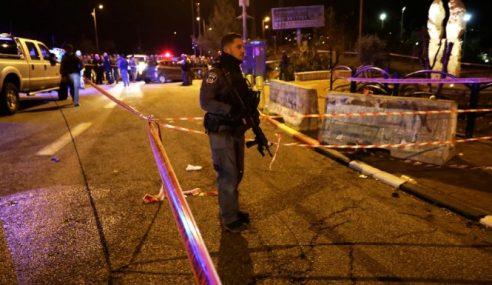 6 Penduduk Israel Cedera Ditembak