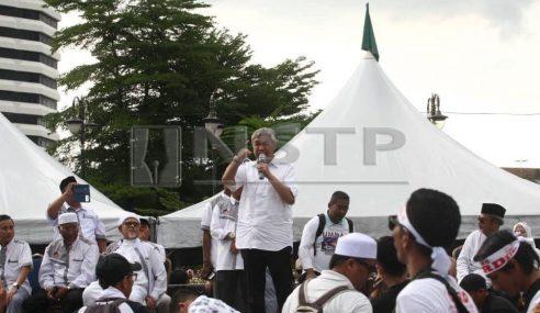 ICERD Turut Ancam Pribumi Sabah & Sarawak – Zahid