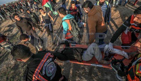 Zionis Bunuh Remaja Lelaki Palestin