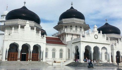 Mangsa Tsunami Aceh Tabah Bina Kehidupan Baharu