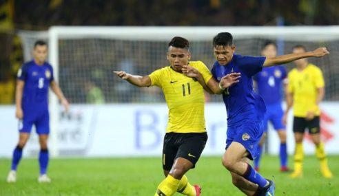 Malaysia Sekat Thailand Seri 0-0 Di Bukit Jalil