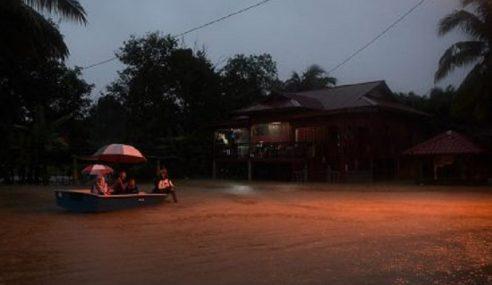 2 Daerah Di Terengganu Kembali Dilanda Banjir