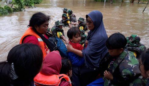 Tsunami Indonesia: Malaysia Sedia Hulur Bantuan Mencari & Menyelamat