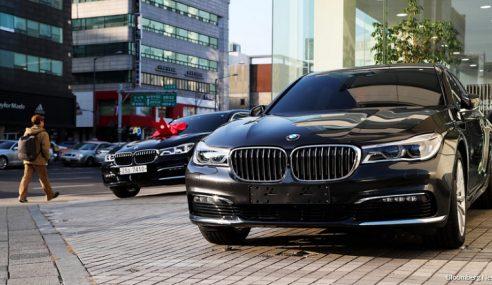 Kes Enjin Terbakar: Korea Selatan Denda BMW RM42 Juta