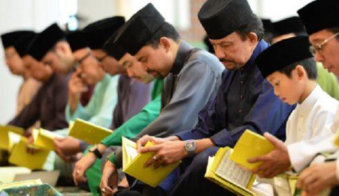 Makin Ramai Terima Hidayah Islam Di Brunei