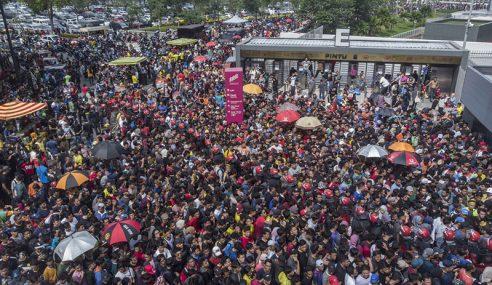 Final Piala AFF: Kaunter Tiket Kecoh, Penyokong 'Lemas'