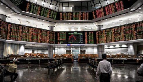 Bursa Terus Momentum Menurun, Dagangan Kekal Lemah