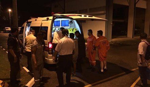 6 Cedera Letupan Di Pulau Sialu