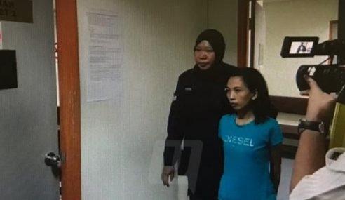 Wanita Curi Peria, Ikan, Baju Dalam Dipenjara 7 Bulan