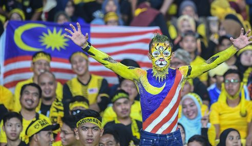 Piala AFF: 'Aura' Final Turut Dirasai Di Axiata Arena