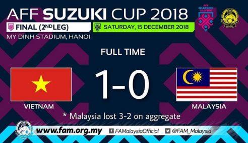 Vietnam Juarai Piala AFF Suzuki