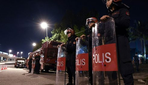 Waytha Ucap Tahniah Polis Dalam Kendali Isu Kuil