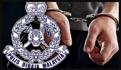 Polis Tahan Lima Suspek Terlibat Kes Dadah