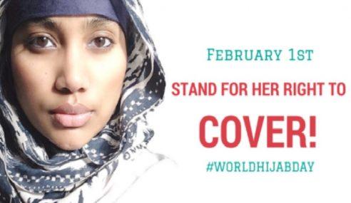 Kempen Hari Hijab Sedunia 2019 Bermula