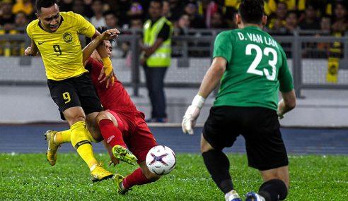 Malaysia Bangkit Ikat Vietnam 2-2