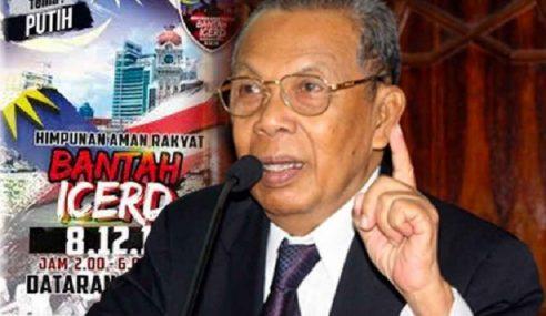 Amanat Tun Abdul Hamid Sempena Himpunan 812